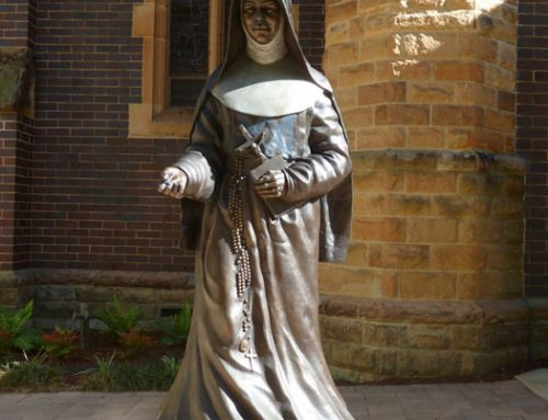 St Mary MacKillop, 1.1 Life Size Bronze