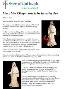 mary-mackillop-statue-to-be-tested-by-fir1-1