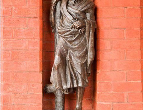 St Peter, Half Life Sized Bronze